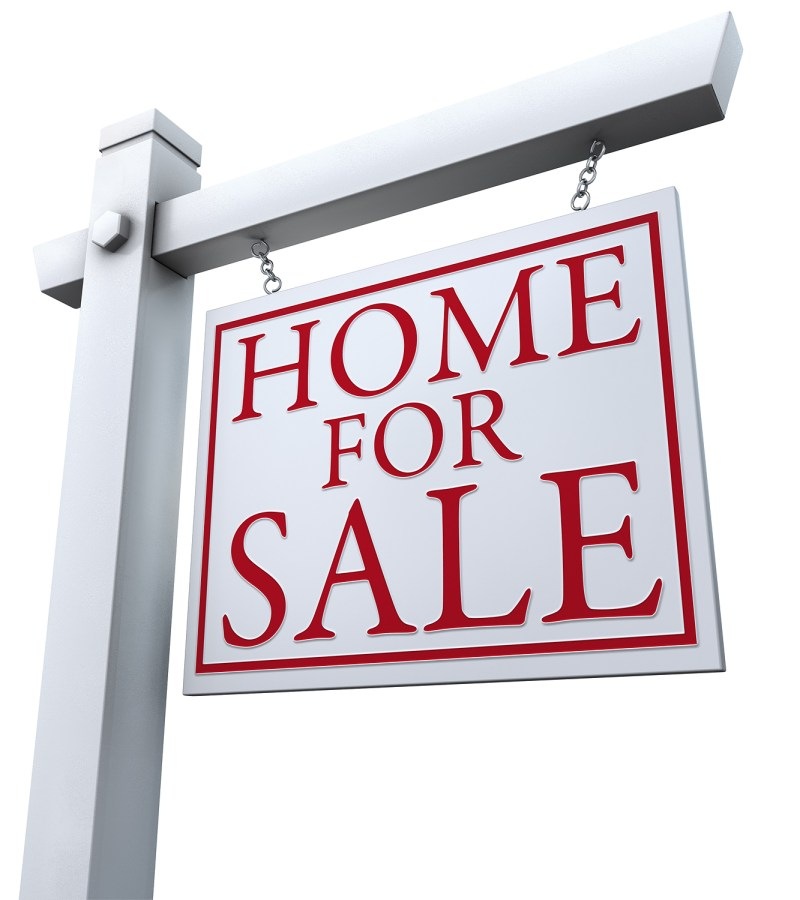 Large Of Home For Sale Sign