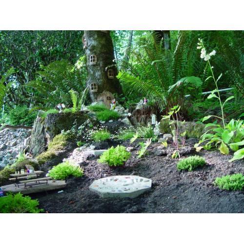 Medium Crop Of Outdoor Fairy Gardens