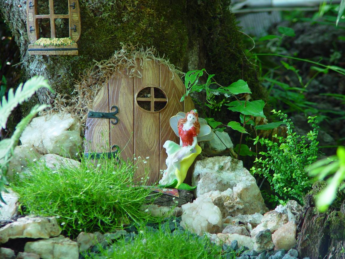 Feengarten Anlegen Reader Photos Fairy Gardens In The Land Of Washington