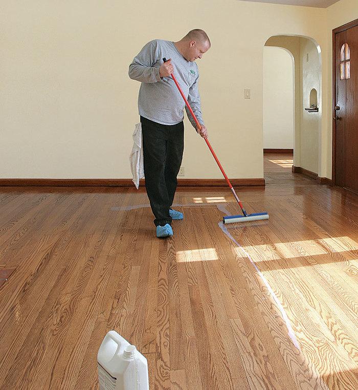 Refinish Your Wood Floors Fine Homebuilding