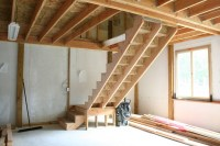 Patrick's Barn: Building Basic Stairs - Fine Homebuilding