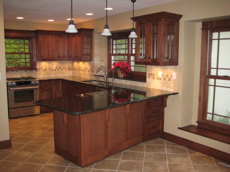 Large Of White Oak Kitchen