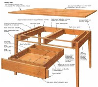 Making a Writing Desk