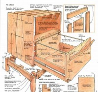 Building a File Cabinet - FineWoodworking