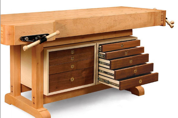 Wood Bench Vise Plans Quick Woodworking Projects
