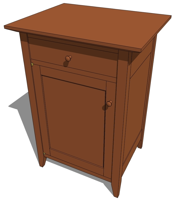 Creating a Project Plan in SketchUp - FineWoodworking