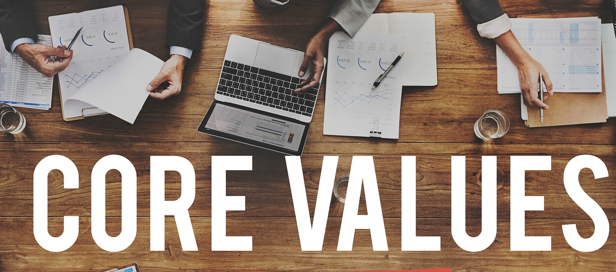 resume work values