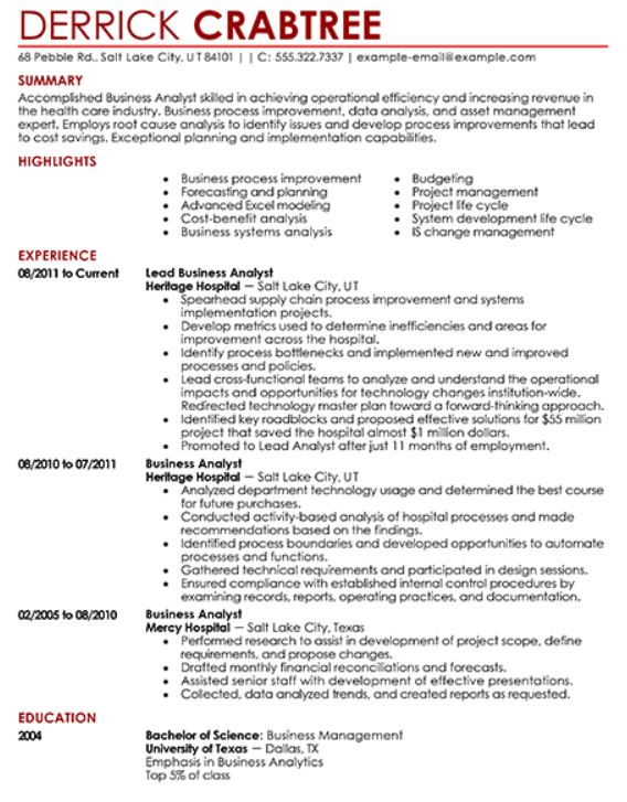 How to Make a Creative-Looking Resume - FlexJobs - Business Resume