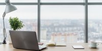 8 Home Office Workspace Tips to Get Organized - FlexJobs