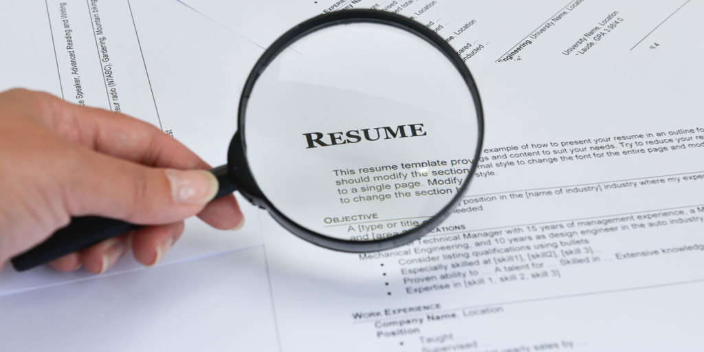 Resume Tips - how to make your resume