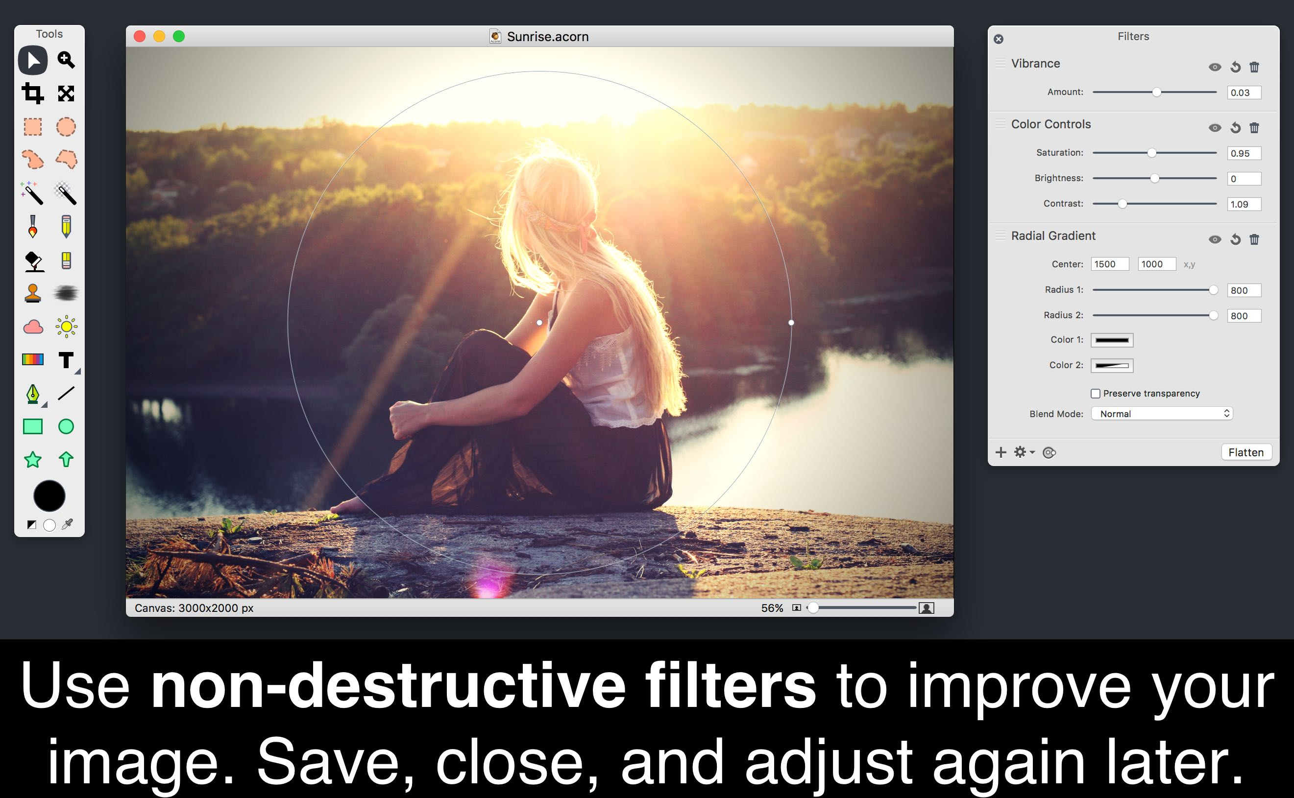 Photoshop 6 Acorn 6 Full Featured Photo Editor For The Mac