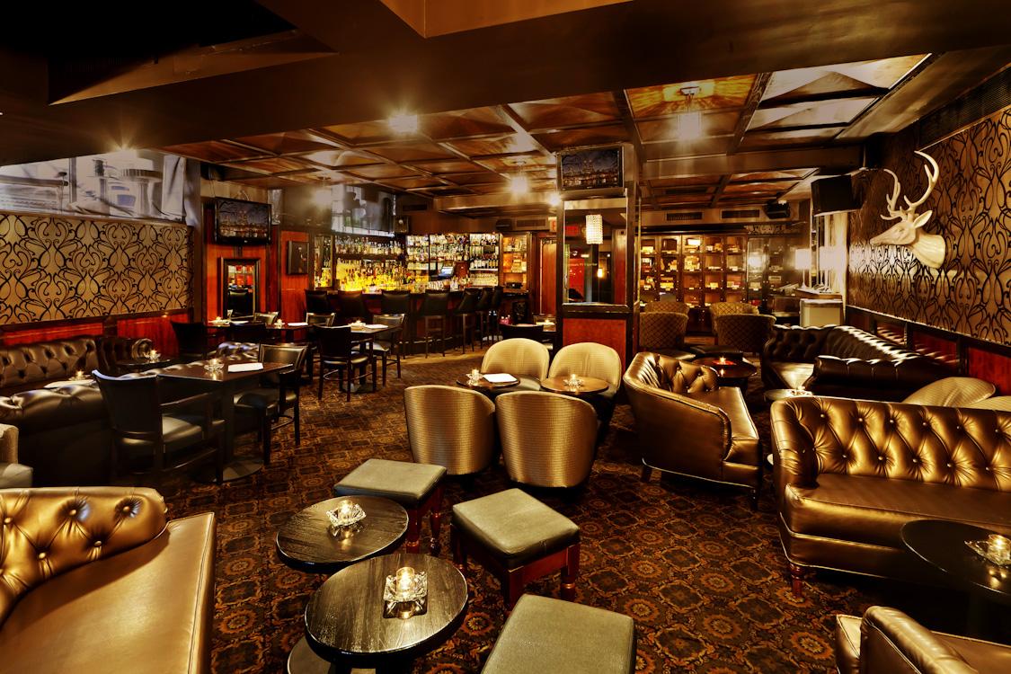 Merchants Cigar Bar New York Receive 25 Off Your Full