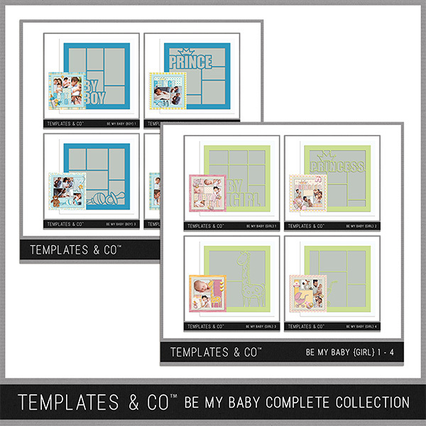 baby scrapbooking templates - Towerssconstruction