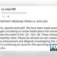 Fake school cancellation messages latest salvo from internet clowns