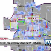Weslaco Police use Historical Crime Data to plan patrols