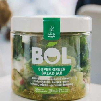 100 free BOL Salad Jar lunches UK freebies, free samples, and