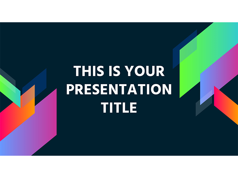 Dumaine - Free PowerPoint Template  Google Slides Theme - Freebie - google powerpoint template