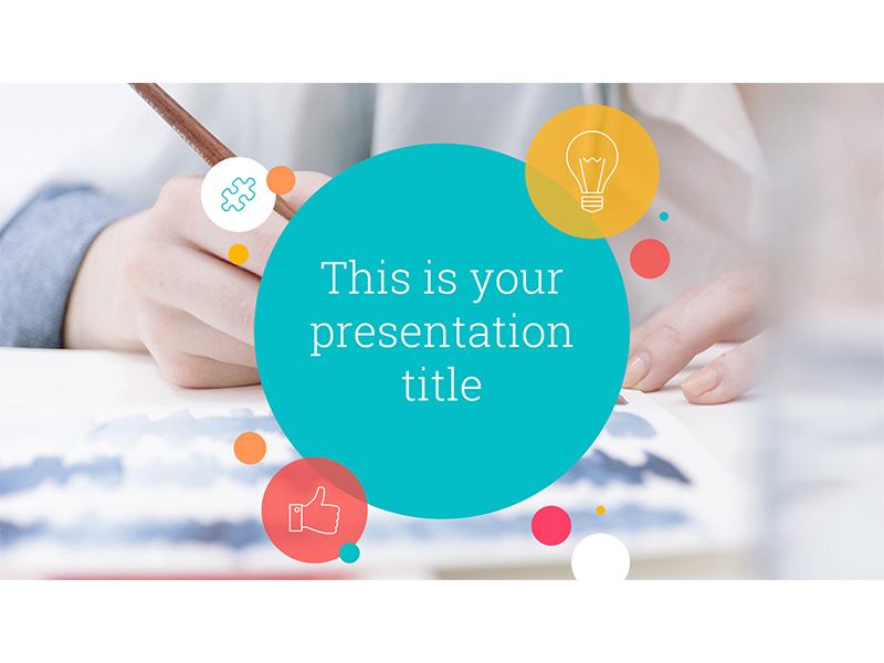 Kent - Free PowerPoint Template  Google Slides Theme - Freebie Supply