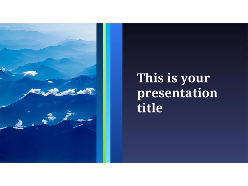 Nestor - Free PowerPoint Template  Google Slides Theme - Freebie Supply - google powerpoint template