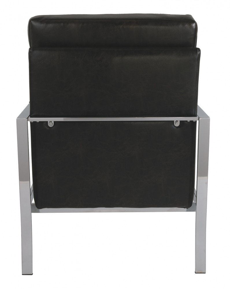 Black And White Accent Chair Network Black Accent Chair