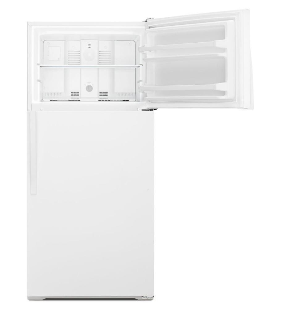 14 Cu Ft Refrigerator Whirlpool 28 Inches Wide Top Freezer Refrigerator 14 Cu Ft