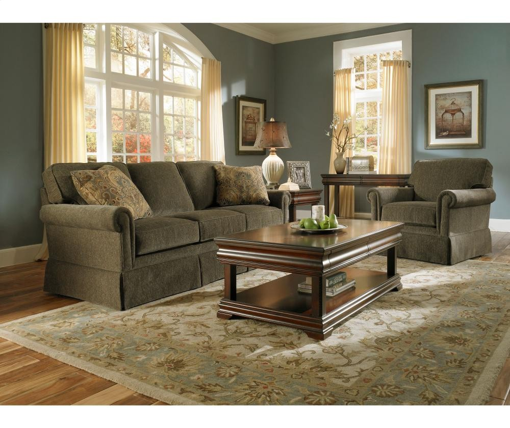 Couches Sleeper Broyhill Furniture Audrey Sofa Sleeper Queen