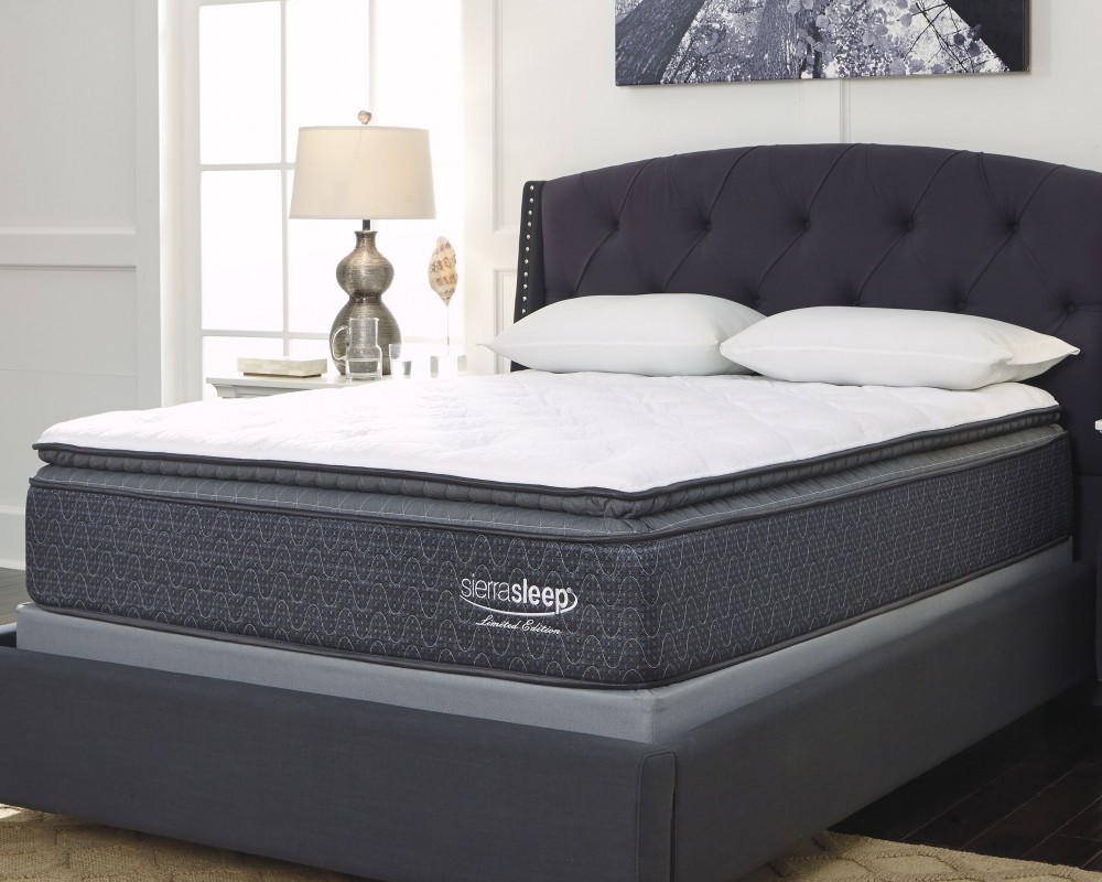 Pillow Top King Mattress Limited Edition Pillowtop White King Mattress