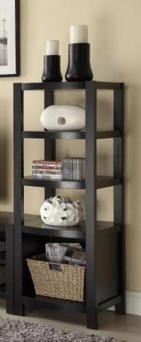 LIVING ROOM : TV CONSOLES - MEDIA TOWER | 800355 | Wall ...