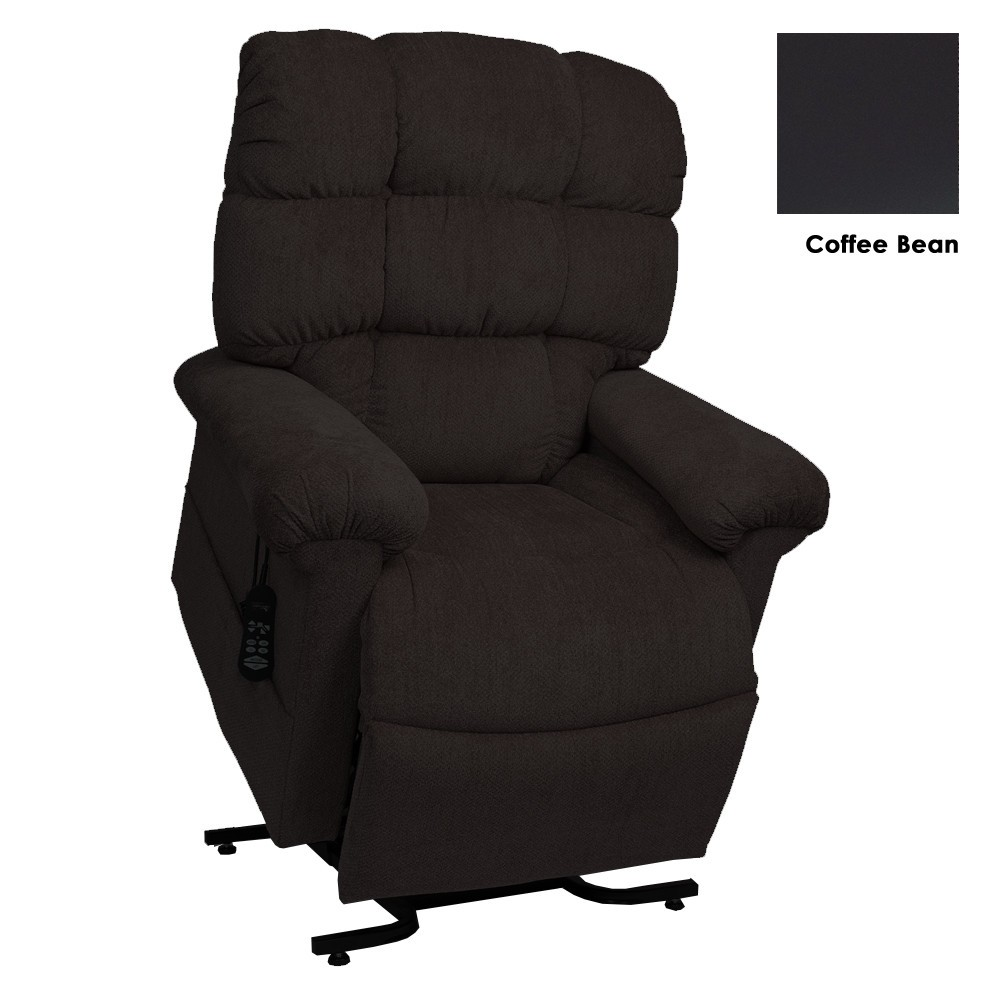 Chairs Comfortable Ultra Comfort Uc556m Coffee Bean Lift Chair
