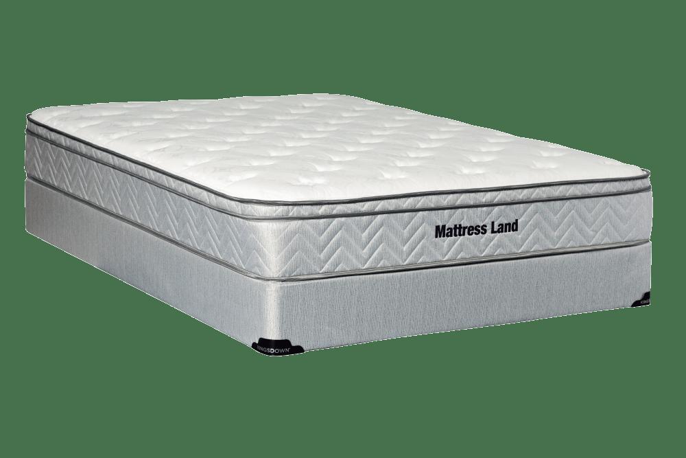 Principle Eurotop Clearance Mattress Land Sleep Fit