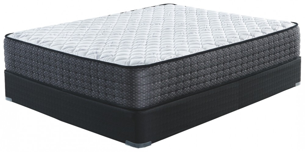 Limited Edition Firm White Twin Mattress M62511