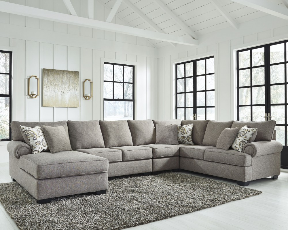Couches 4 Renchen 4 Piece Sectional With Chaise