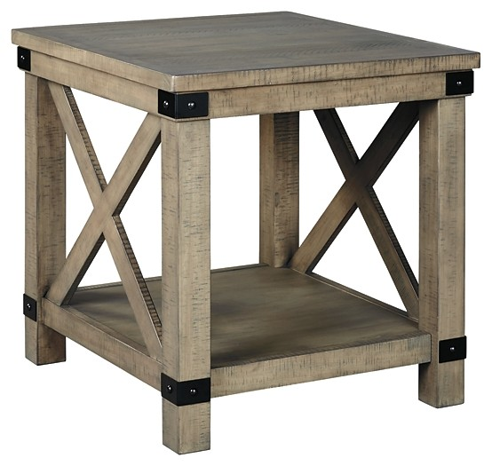 Aldwin Rectangular End Table T457 3 End Tables New Age Chicago Furniture Co