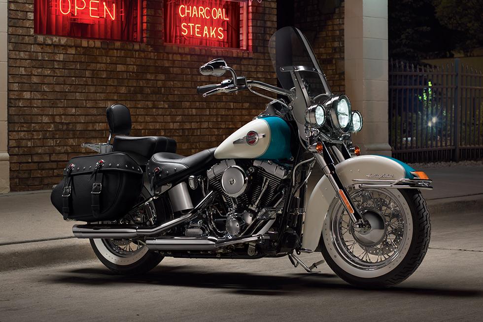 2016 Harley-Davidson Heritage Softail Classic in Grandview, MO