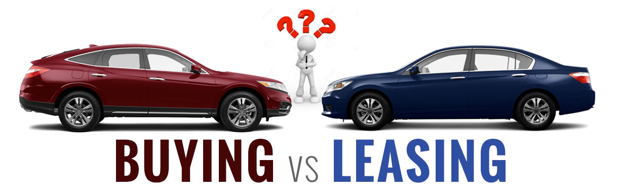 buy vs lease a car - auto leasing vs buying calculator