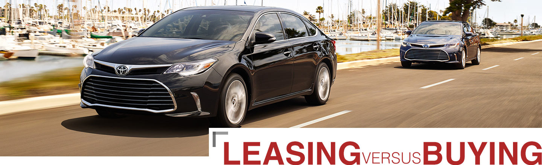 Lease or Buy a Toyota Vehicle in Ventura, CA Ventura Toyota