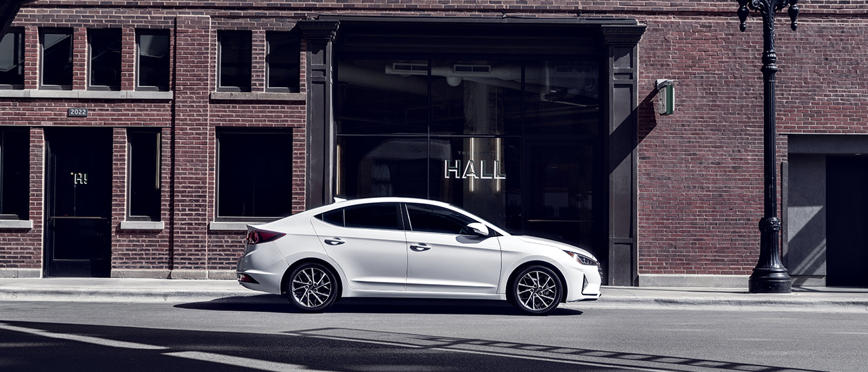 The All-New 2019 Hyundai Elantra