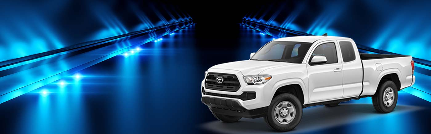 2019 Toyota Tacoma Trucks in Haines City, FL Miracle Toyota