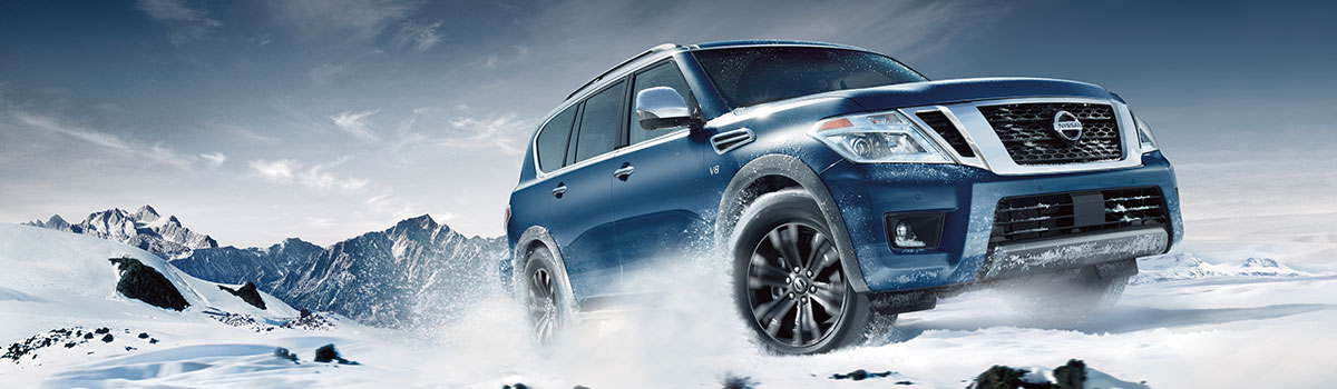 2019 Nissan Armada Model Review Specs  Features In Bessemer