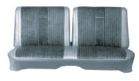 1966-74 A B E-Body Front Split Bench Seat Cover