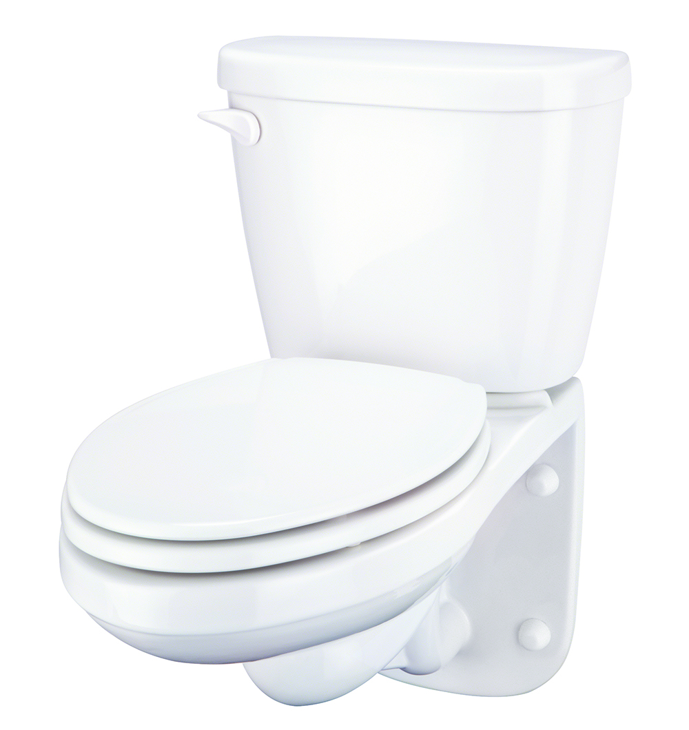 Wall Mounted Toilet With Tank