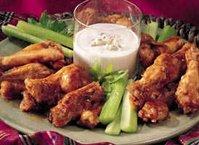 Baked Chicken Wings recipe from Betty Crocker