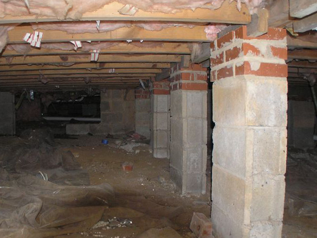 Isolation Interieur Ou Exterieur Maison Neuve Problems With Crawlspaces - Greenbuildingadvisor