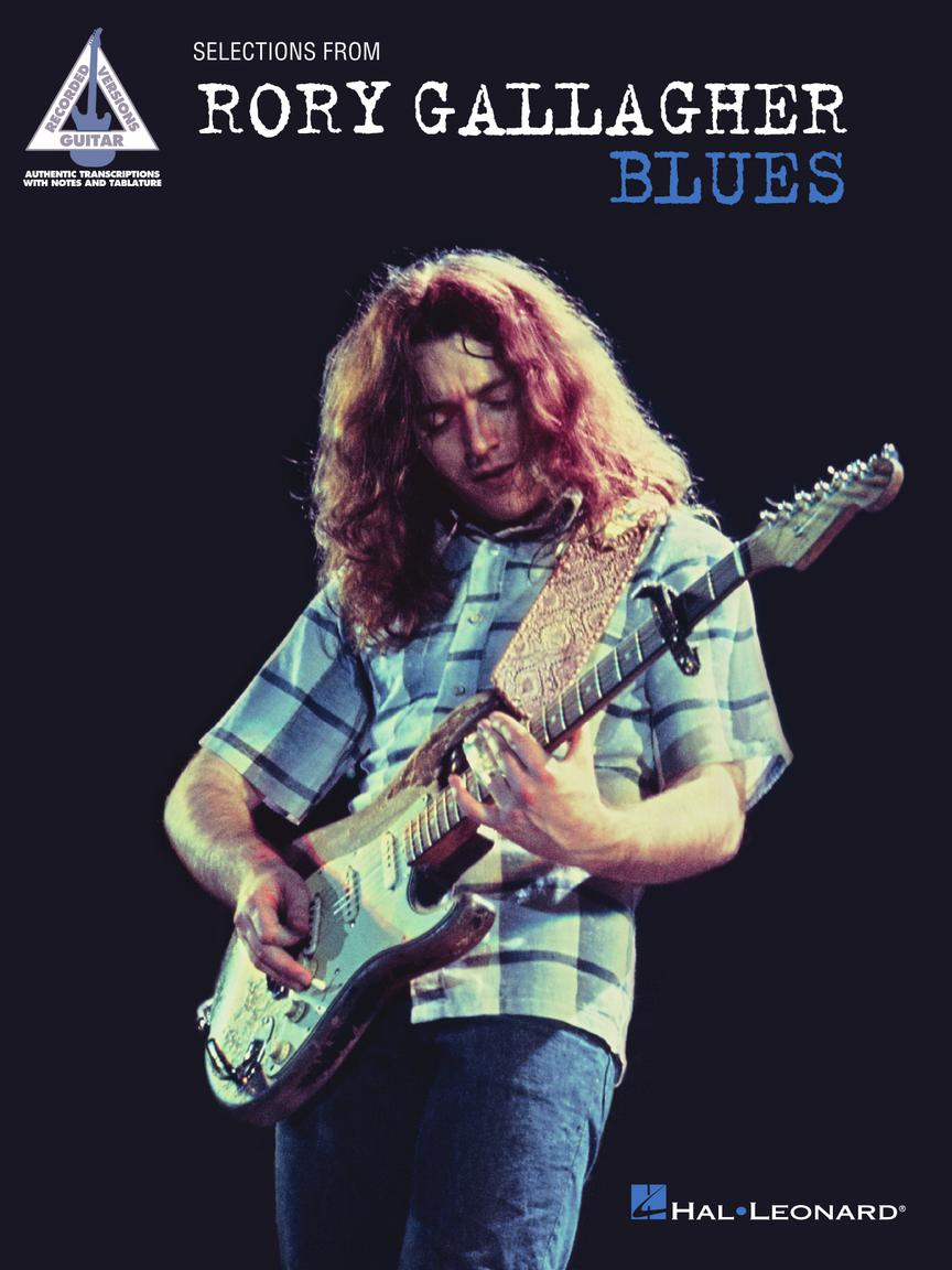 Cross Guitar Book Blues Guitar Book Rory Gallagher The Official Website