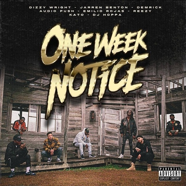 Still Movin One Week Notice Album Review HipHopDX - one week notice