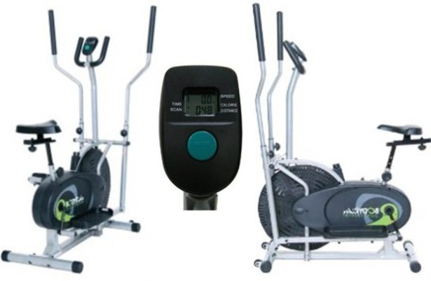 Body Rider BRD2000 Elliptical Trainer with Seat | Body Rider Elliptical Trainer