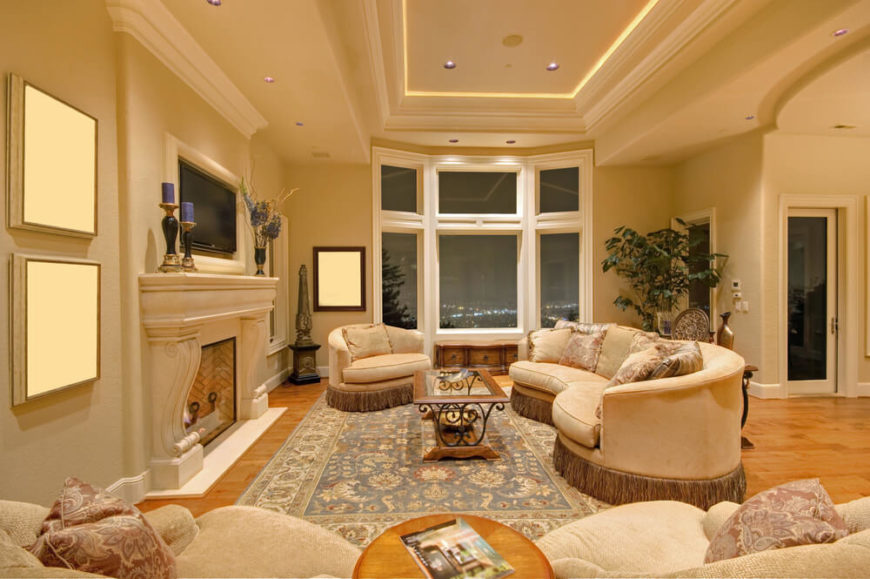 101 Contemporary Living Room Design Tips for the Ultimate Room - living room design tips