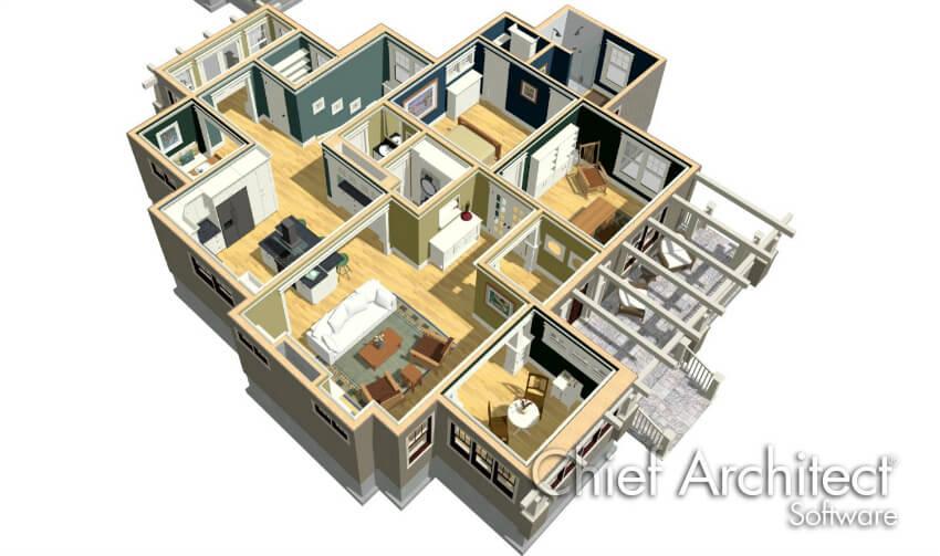 23 Best Online Home Interior Design Software Programs (FREE \ PAID) - design homes online