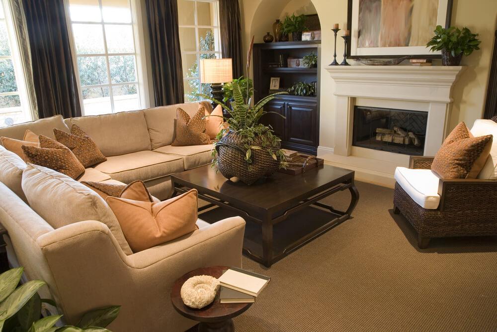 53 Cozy \ Small Living Room Interior Designs (SMALL SPACES) - cozy living room colors