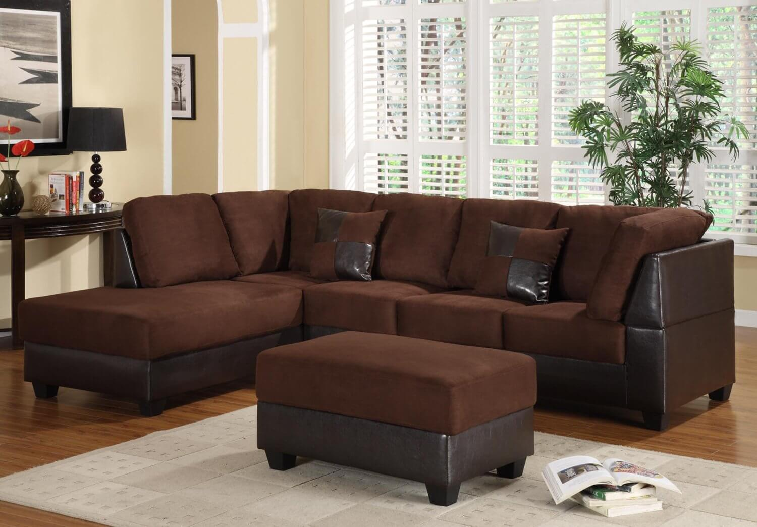 Small Sofas Under $500 13 Cheap Sectional Sofas Under $500 For 2019